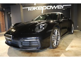 ポルシェ 911カブリオレ カレラ PDK スポーツクロノスポーツエクゾースト