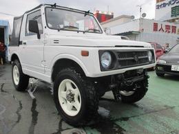スズキ ジムニー 660 フルメタルドア CC 4WD リビルトエンジン 全塗装令和2年3月完成