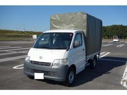 トヨタ タウンエーストラック 1.5 DX シングルジャストロー 三方開 4WD 幌  ミッション車