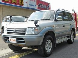 トヨタ ランドクルーザープラド 3.0 TX ディーゼルターボ 4WD サンルーフ/ナビ/地デジTV/ETC