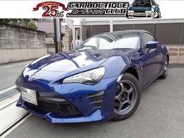 トヨタ 86 2.0 レーシング TRDロールゲージ・トルセンLSD