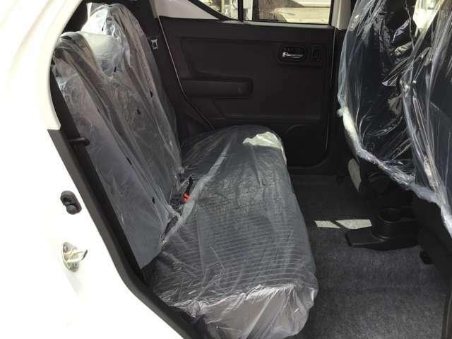 未使用車なのできれいな状態で乗ることが出来ます。