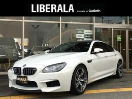 BMW M6 グランクーペ 4.4 ディーラー記録簿H29 R1 カーボンルーフ