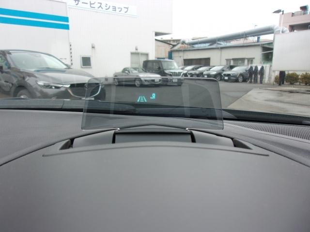 スピードメーターやナビの簡易情報を表示するアクティブドライビングディスプレイ!