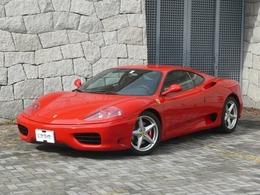 フェラーリ 360モデナ F1 正規ディーラー登録済み フルオリジナル