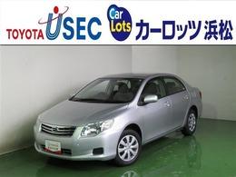 トヨタ カローラアクシオ 1.5 X 5速マニュアル キーレスエントリー