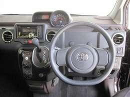 ドライバーズシートから見易いメーター&操作し易い計器類は乗り易い車の条件です。(*^▽^*)