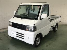 三菱 ミニキャブトラック 660 VX-SE エアコン付 4WD エアコン パワステ