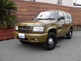 いすゞ ビッグホーン 3.5 プレジール ロング 4WD / DEAN&ジオランダーMT・記録簿