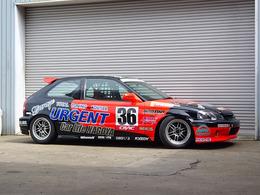 ホンダ シビックタイプR 1.6 レースベース車 N1レースカー鈴鹿クラブマンレース参戦車