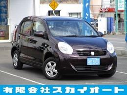 トヨタ パッソ 1.0 X ユルリ 4WD スマートキー/Pスタート/ETC/社外13AW