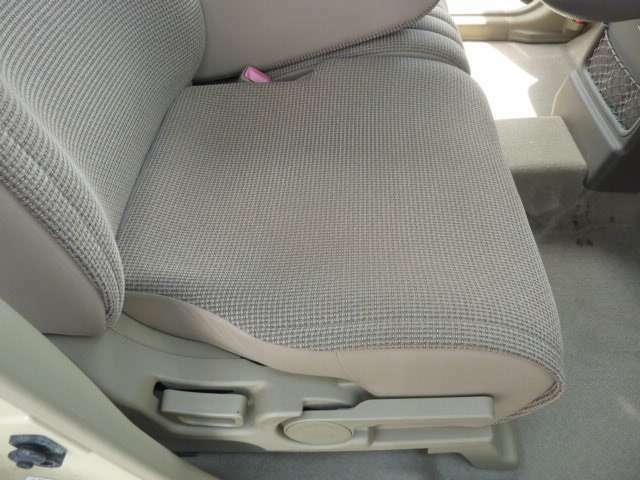 シートの穴、やぶれ、なども特にありません。