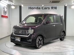 ホンダ N-WGN カスタム 660 L ターボ ホンダ センシング 新車保証 禁煙車 純正ナビ Rカメラ