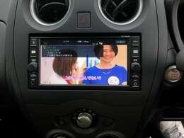 フルセグTV・ナビ付きでお買い得な1台!DVD再生・Bluetooth接続OKです☆