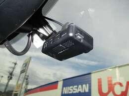 400万画素・フルHD録画対応で運転状況を映像と音で記録!イザという時の強い証拠となる純正ドライブレコーダー!