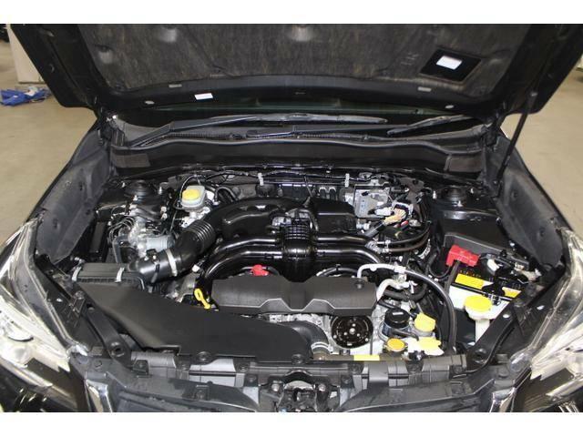 車両内外装だけでなくエンジンルーム内も専門業者の手によりルームクリーニングされています♪