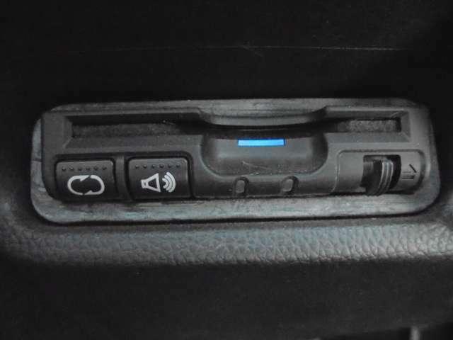 ETC付き!高速道路の料金所はキャッシュレスで通過です!サービスエリア等にあるスマートインターの出入りも利用可能でとっても便利☆ご納車後すぐにお使い頂けるようセットアップしてのお渡しとなります。