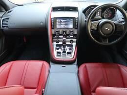 JAGUARのスポーツカー『Fタイプ』を認定中古車でご紹介!認定中古車1年保証付き、パノラミックルーフ、赤革パフォーマンスシート、オプション20インチホイール、パワーテールゲート、スマートキー