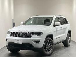 ジープ グランドチェロキー ラレード 4WD 認定中古車保証付 整備付 弊社デモカー