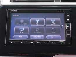 純正メモリーナビ(VXM-194VFi)です。DVD/CD再生のほかにもフルセグTV、USB接続、Bluetooth連携機能も装備されとっても便利です!