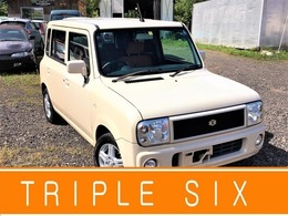 スズキ アルトラパン 660 ターボ 4WD 本州車 ナビ 地デジTV ETC 社外アルミ