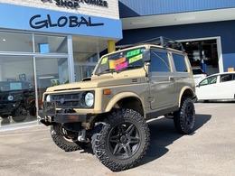スズキ ジムニー 660 ワイルドウインド リミテッド 4WD 苦路汗GLOBALコンプリート