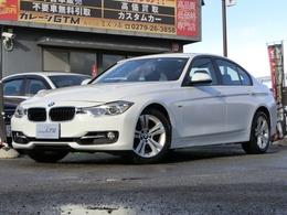 BMW 3シリーズ 320i スポーツ ターボ6MTスマートキーDVD視聴ナビBカメラ