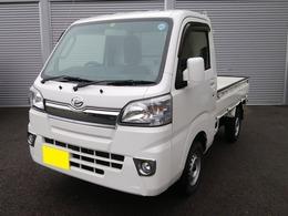 ダイハツ ハイゼットトラック 660 エクストラ 3方開 4WD 5MT ワンオーナーCD付