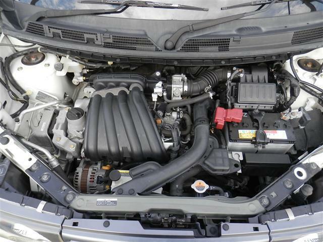 エンジンは良好で調子がいいですよ♪