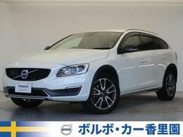 ボルボ V60クロスカントリー T5 AWD SE 4WD 認定中古車・インテリセーフ・白革シート