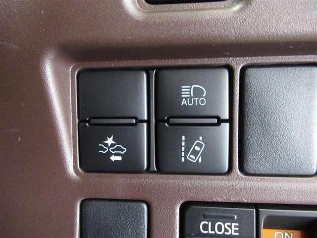 トヨタの安全運転支援システム「トヨタセーフティセンス」で!万が一の衝突を回避もしくは被害軽減。また車線逸脱を警告してくれるなど、安全運転をサポートしてくれます!