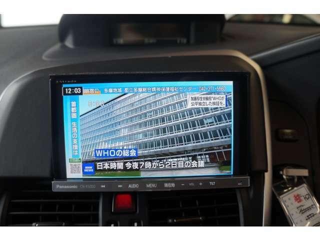 Bプラン画像:TVも見られるので車の中での待ち時間も楽しめます☆