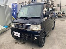 三菱 タウンボックス 660 LX ハイルーフ 4WD 車検4年7月 キーレス タイベル交換