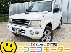 三菱 パジェロミニ の中古車 660 VR 4WD 北海道札幌市東区 5.0万円