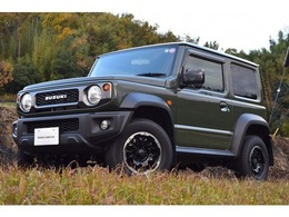 スズキ ジムニーシエラ 1.5 JL 4WD KONI製ショックフジツボマフラー5速MTナビ
