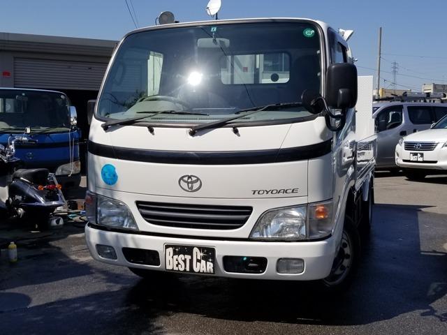 ☆H15年式 トヨエーストラック ガソリン 垂直ゲート 5MT車入庫しました。当店買取車になります。