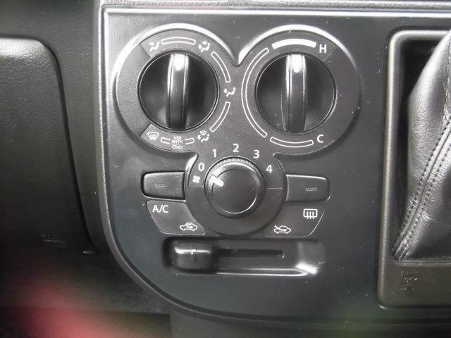 エアコンの効きも快調です。