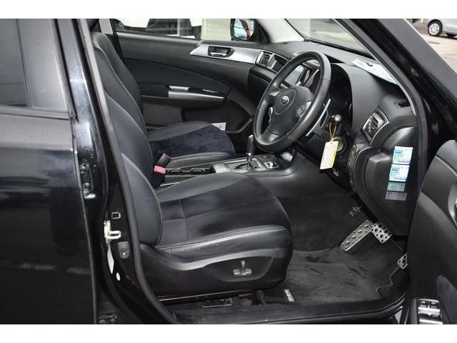 フロントシート設計☆運転の疲労を軽減し、正確な操作をサポート!
