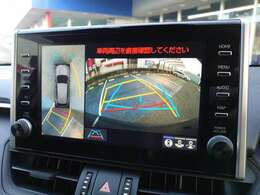 【パノラミックビューモニターで見やすい駐車】 ◆9インチディスプレイで見やすい!! またサイドビューやフロントビューで幅寄せや視界不良の通行なども便利です♪ またステアリング連動ガイドで安心☆