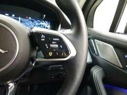 ドライバーアシストパック 「アダプティブクルーズコントロール・アダプティブレーンコントロール・インテリジェントエマージェンシーブレーキが装備されております。」
