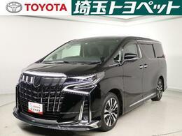 トヨタ アルファード 2.5 S Cパッケージ フルエアロ
