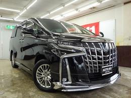 トヨタ アルファード ハイブリッド 2.5 S 4WD ワンオーナー車 7人乗 モデリスタエアロ