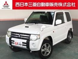 三菱 パジェロミニ 660 VR 4WD インタークーラーターボ CDチューナー