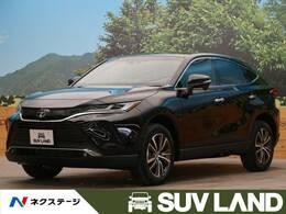 トヨタ ハリアー 2.0 G 新型ディスプレイ Dインナーミラー 黒革