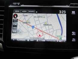 ホンダ純正インターナビシステムになります!リアカメラやフルセグTVも付いています!リンクアップフリー付きなので渋滞状況や天候状況を画面で表示してくれます♪