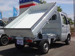 スズキ キャリイ ダンプ ダンプ 5MT 4WD エアコン