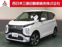 三菱 eKクロス 660 T レンタカー 届出済未使用車 メモリーナビ