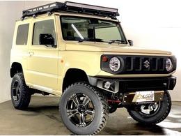 スズキ ジムニー 660 XL 4WD EN-リフトアップカスタム/届出済み未使用車