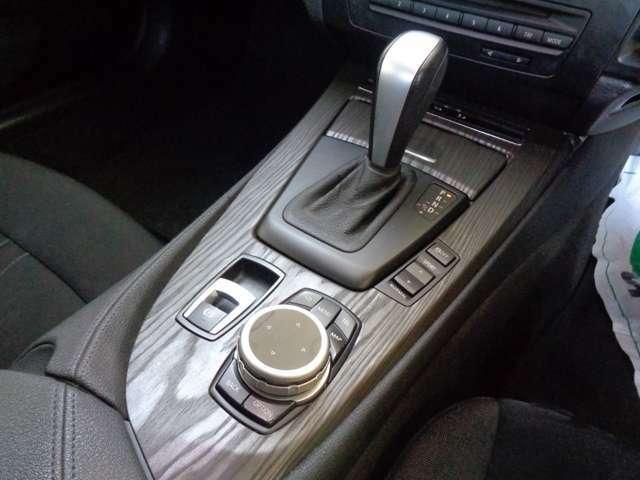 BMWらしく使いやすいレイアウトとなります。