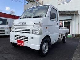 スズキ キャリイ 660 KC 3方開 4WD ユーザー買取 4WD
